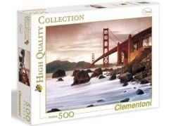 Clementoni Puzzle 500 dílků, San Francisco