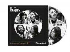 Clementoni Puzzle Beatles 212 dílků, The fab Tour