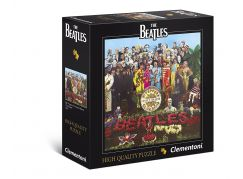 Clementoni Puzzle Beatles 289 dílků, Sgt. Peppers Lonely Hearth