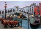 Clementoni Puzzle Benátky Most Rialto 1500d 2