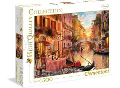 Clementoni Puzzle Benátky 1500d