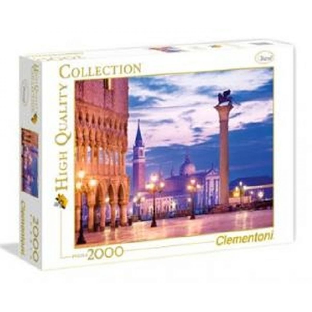 Clementoni Puzzle Benátky 2000d