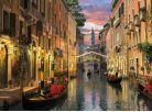 Clementoni Puzzle Benátky 6000d 2