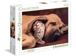 Clementoni Puzzle Cuddles 500d