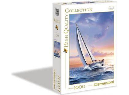 Clementoni Puzzle Jachta 1000d