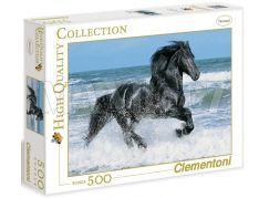 Clementoni Puzzle Kůň v moři 500d