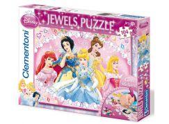 Clementoni Puzzle Klenoty 104 dílků, Láska k lesku