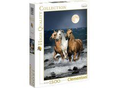 Clementoni Puzzle Koně 1500d