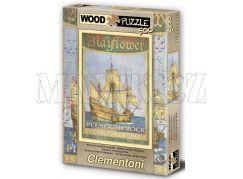 Clementoni Puzzle korkové Mayflower 500d