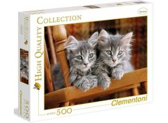 Clementoni Puzzle Koťata 500d