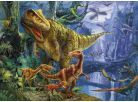 Clementoni Puzzle Magic 3D Dinosauři 1000d 2