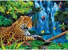 Clementoni Puzzle Magic 3D Jaguar Jungle 1000d 2
