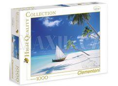 Clementoni Puzzle Maledivy 1000d