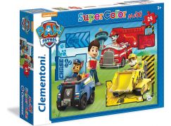 Clementoni Puzzle Maxi 24 Tlapková patrola