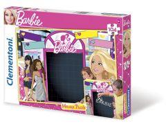Clementoni Puzzle Message 104 dílků, Barbie Milostná zpráva
