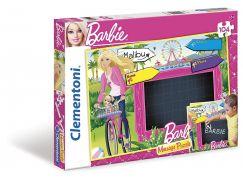 Clementoni Puzzle Message Barbie posílá zprávu 104 dílků