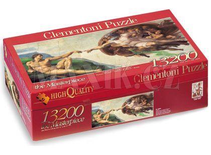 Clementoni Puzzle Michelangelo 13200 dílků