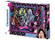 Clementoni Puzzle Monster High 3D Vision 104d