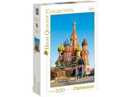 Clementoni Puzzle Moskva 500d