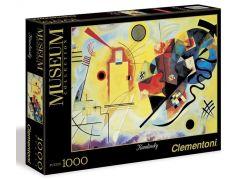 Clementoni Puzzle Museum 1000 dílků, Kandinsky
