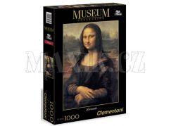 Clementoni Puzzle Museum Mona Lisa 1000 dílků