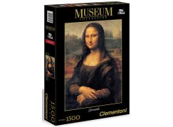 Clementoni Puzzle Museum Mona Lisa 1500 dílků