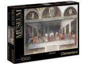 Clementoni Puzzle Museum Poslední večeře 1000 dílků