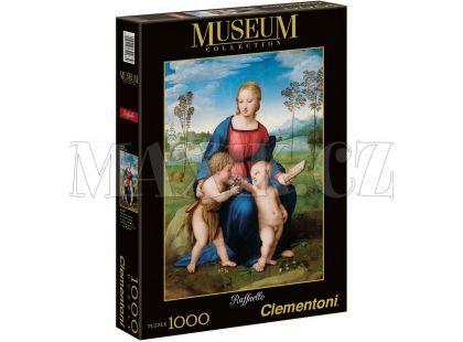 Clementoni Puzzle Museum Raffaello Madonna 1000d