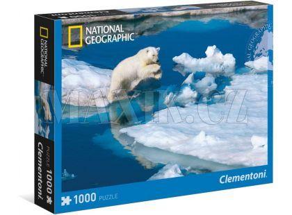 Clementoni Puzzle National Geographic Polární medvěd 1000d