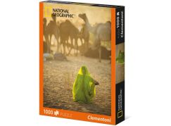 Clementoni Puzzle National Geographic Sari 1000d