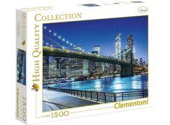 Clementoni Puzzle New York 1500 dílků