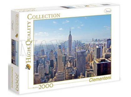 Clementoni Puzzle New York 2000d