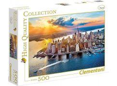Clementoni Puzzle New York 500 dílků