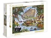 Clementoni Puzzle Noemova archa 2000d