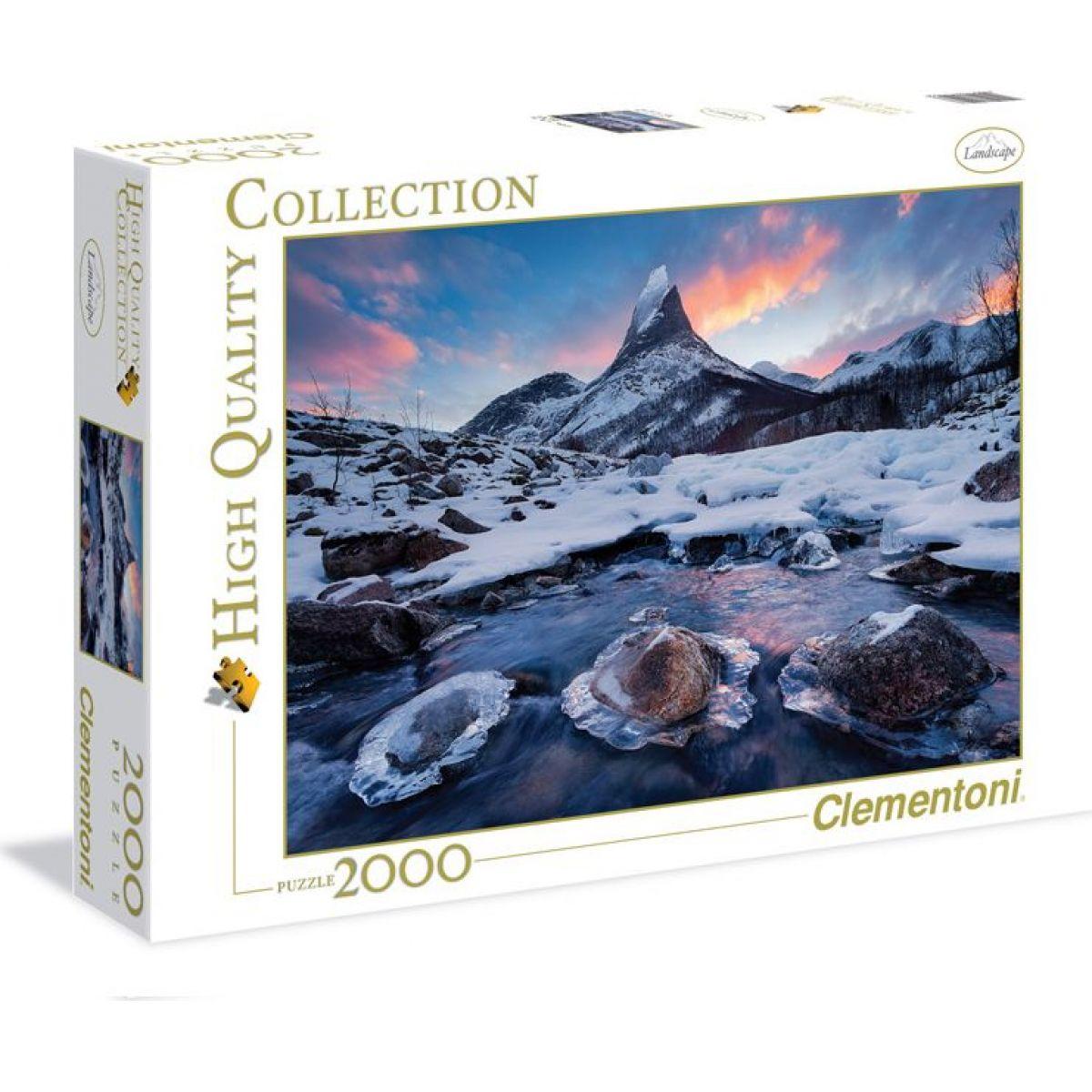 Clementoni Puzzle Norway 2000d