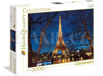 Clementoni Puzzle Paříž 2000d