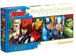 Clementoni Puzzle Panorama 1000 dílků Avengerers
