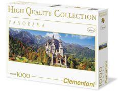 Clementoni Puzzle Panorama Neuschwanstein 1000d