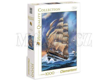 Clementoni Puzzle Plachetnice 1000d