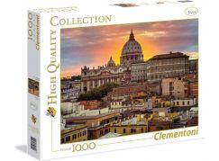 Clementoni Puzzle Řím-západ slunce 1000d
