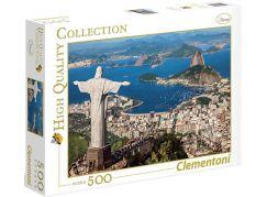 Clementoni Puzzle Rio de Janeiro 500 dílků