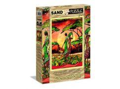 Clementoni Puzzle Sand 500 dílků, Rodina