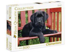 Clementoni Puzzle Štěně 500d