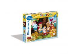 Clementoni Puzzle Supercolor 2 x 20 dílků, Jake