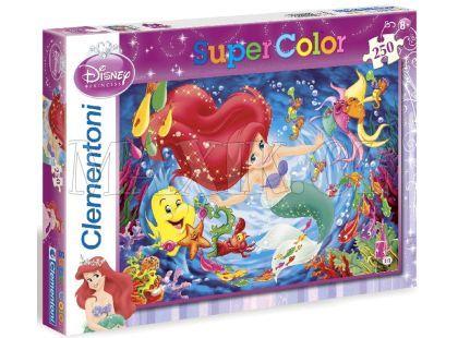 Clementoni Puzzle Supercolor Ariel 250d