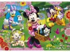 Clementoni Puzzle Supercolor Maxi Minnie 104d 2