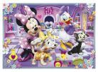 Clementoni Puzzle Supercolor Maxi Minnie 24 dílků 2
