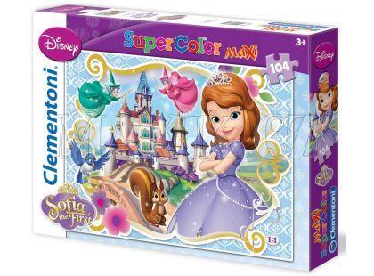 Clementoni Puzzle Supercolor Maxi Sofie 104d