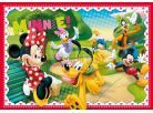Clementoni Puzzle Supercolor Minnie 104d 2