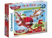 Clementoni Puzzle Supercolor Planes 24d
